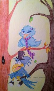 Birds of a Feather | Jarad Greene