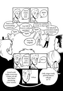 Scene & Heard comic | Jarad Greene