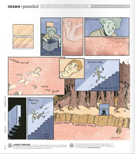Drawn + Paneled feat. Jarad Greene